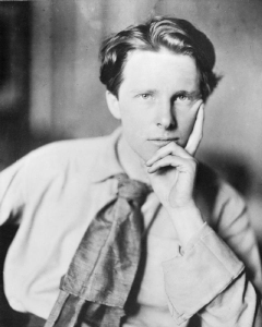 "W. B. Yeats called Rupert ""the handsomest young man in England""...and it's not hard to see why."